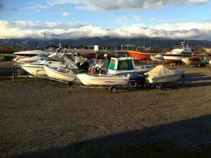παρκινγκ σκαφων παχη μεγαρα---boat parking megara attica---gbd.gr