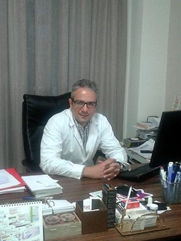 Endocrinologist | Larisa | Rizoulis Andreas Phd University Thessaly