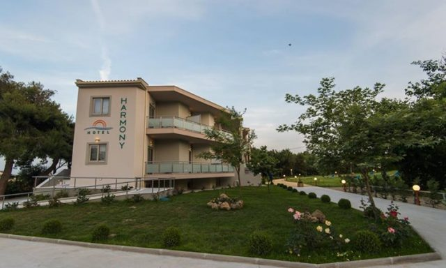 Rooms to Let | Kourouta Ilia | Harmony Hotel