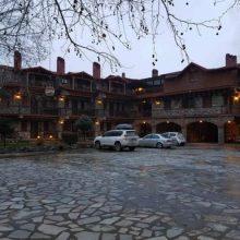 Hotel | Loutraki Aridaia Pellas | Paradosiako