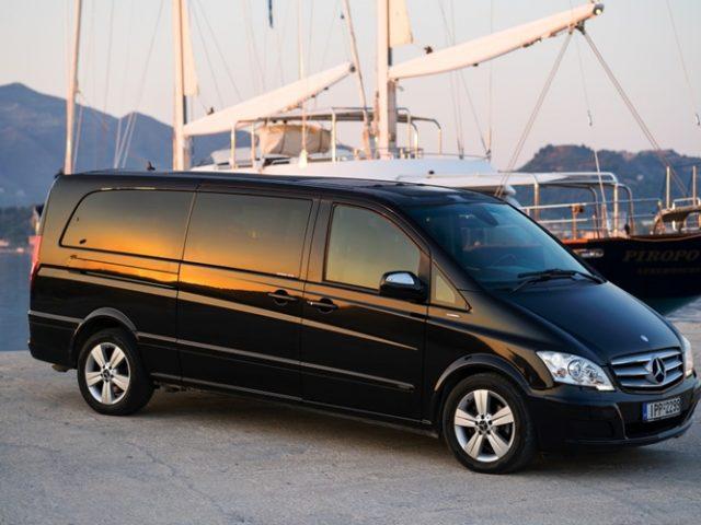 Rental Minivan VIP Transfers | Zakynthos Island | Alkyonis Transport