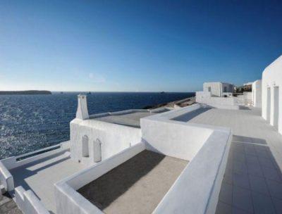 ΑΡΧΙΤΕΚΤΟΝΙΚΟ ΓΡΑΦΕΙΟ | ΠΑΡΟΣ | ZARNARIS ARCHITECTURE - gbd.gr